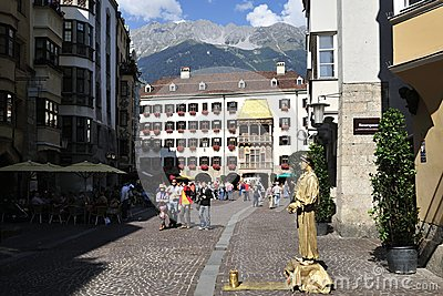 Innsbruck Editorial Stock Image