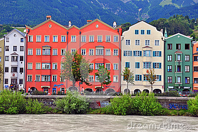 Innsbruck, Austria Editorial Photo