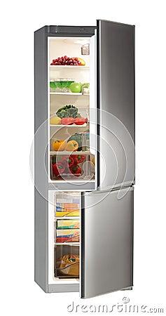 INOX refrigerator