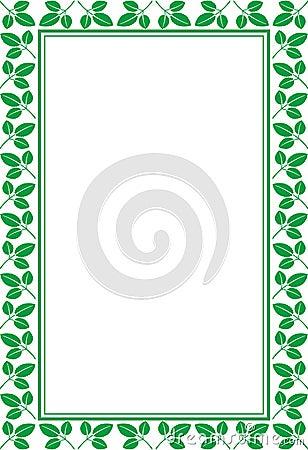 Inramnin leaves