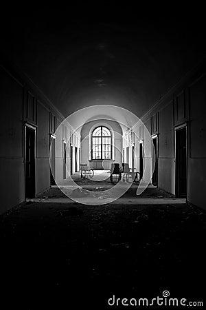 Free Insane Asylum Stock Photos - 24251123