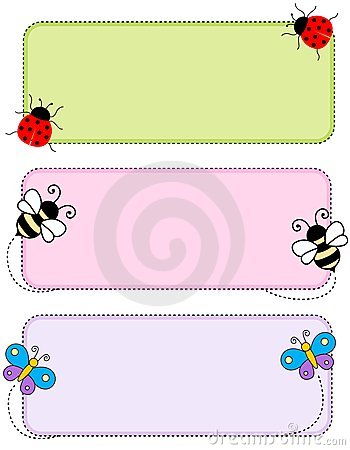 Free Insect Header Royalty Free Stock Image - 24253046