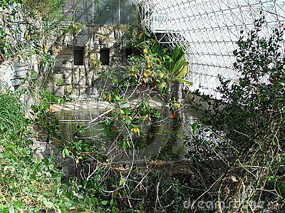Inside Biosphere II