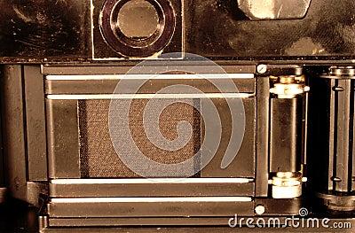 Inside the camera