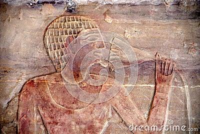 Inside Harkuf s tomb