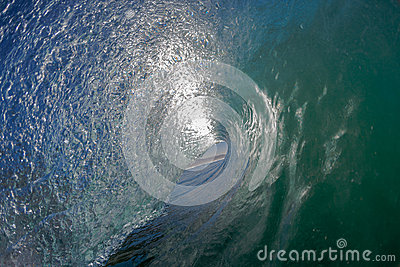 Inside Hollow Wave View