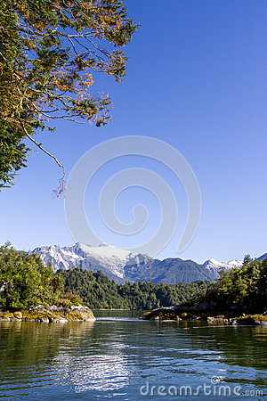 Free Inside Passage Of The Chilean Fjords Stock Photography - 79631572