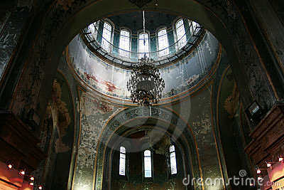 Inside St. Sophia Church