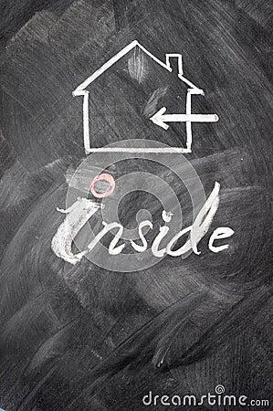 Inside use
