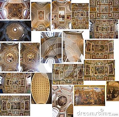 Inside Vatican Editorial Stock Photo