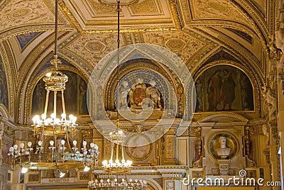 Inside Vienna Opera