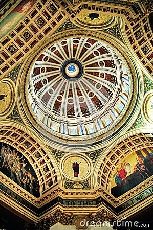 Pennsylvania Capitol Dome
