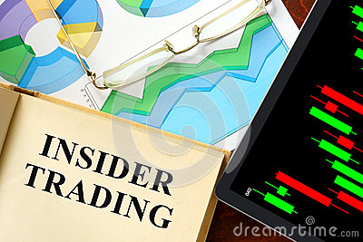 Insider trading stock options