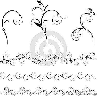 114 bordi decorativi bordi adesivi per pareti fiori for Bordi adesivi decorativi