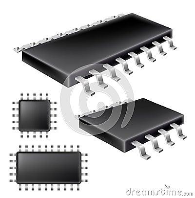 Insieme del microchip