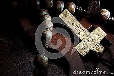 Insight revelation on the cross