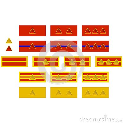 Insignia Chinese Kuomintang army
