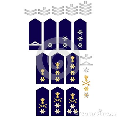 Insignia of the Greek Police