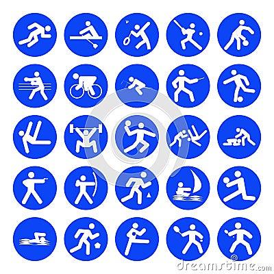 Insignias de deportes