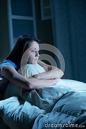 Free Insomnia Royalty Free Stock Photography - 35335337