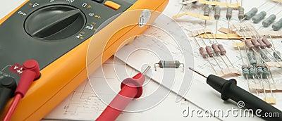 Inspect Value of Resistor