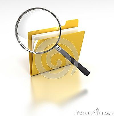Inspecting Folder