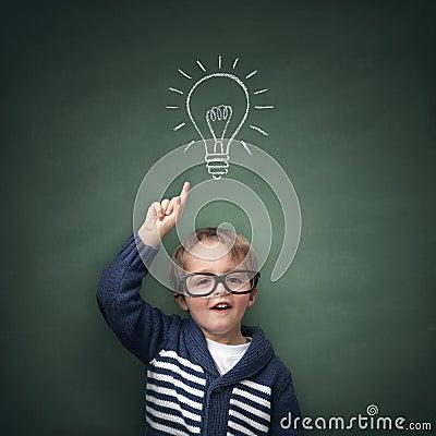 Free Inspirational Idea Royalty Free Stock Photography - 36698927