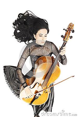 Inspired musician
