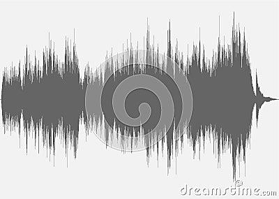 Inspirujące fortepian emocjonalny zdjęcie dźwięku