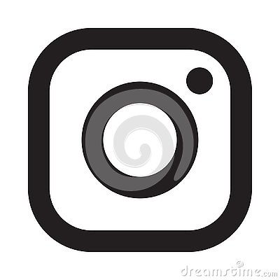 Instagram logo icon Vector Illustration