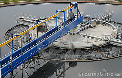 Installation de traitement d eaux résiduaires