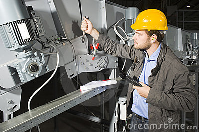 Installation mechanic