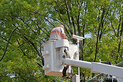 Installing Traffic Camera