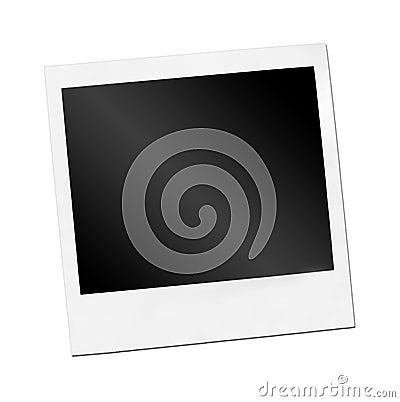 instant camera frame