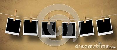 Instant Camera Frames