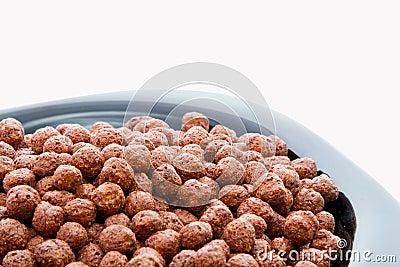 Instant crunch chocolate breakfast crop