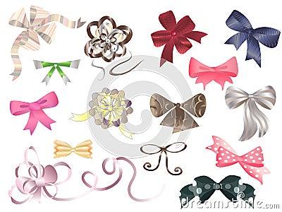 Inställda bows