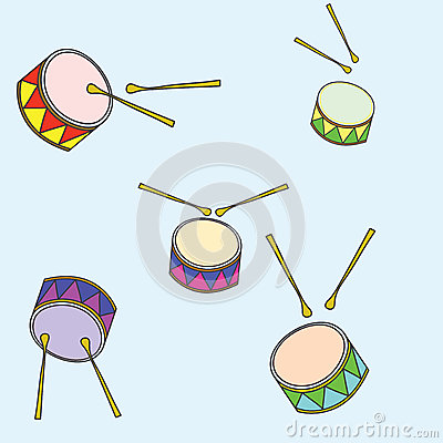 Instrument, Drums Stock Photos - Image: 25080563
