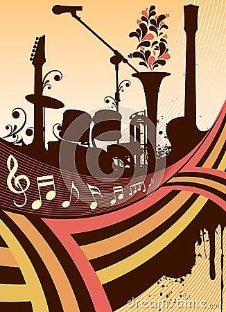 Instrument silhouette