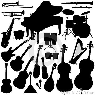 Instrumentos musicais - orquestra