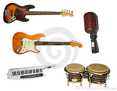Instruments set