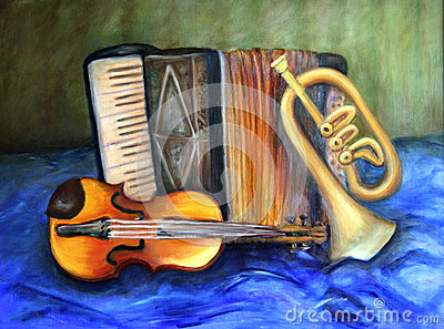 Instrumenty muzyczni