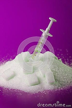 Insulin & sugar