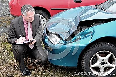 An insurance agent.