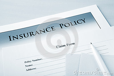 Insurance Policy and Claim Form