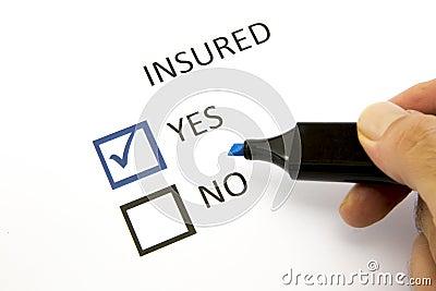 Insurance or risk