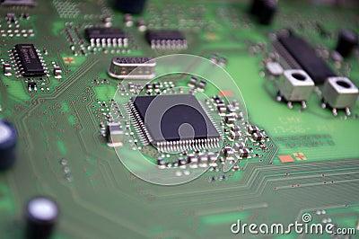 Integrated circuit board