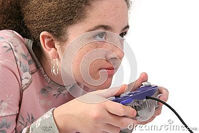 Intense Gamer