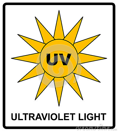 Free Intensity Ultraviolet Light Protect Your Eyes UV Royalty Free Stock Photography - 78480857