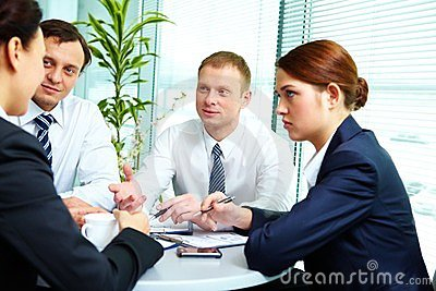 Interacting partners